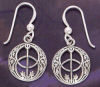 Chalice Well Earrings Small Image